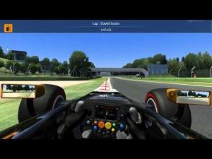 Assetto Corsa , Dallara GP2 2014 / Live Stream @imola 24 clients