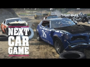 Next Car Game - Early Access Pre Alpha [HD++] ★ Sandpit Race