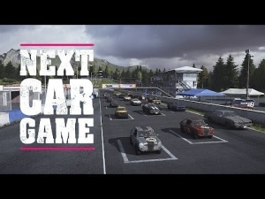 Next Car Game - Early Access Pre Alpha [HD++] ★ Tarmac Race (Reverse)