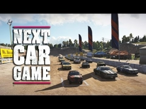 Next Car Game - Early Access Pre Alpha [HD++] ★ Sandpit Race (Reverse)