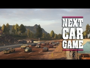 Next Car Game - Early Access Pre Alpha [HD++] ★ Gravel Race