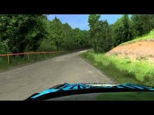 RSRBR 2014 - Ford Fiesta RS WRC onboard - Joux Plane
