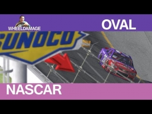 2014 Fedex 400 Round 13 Dover #iRacing NASCAR Fixed Series 2