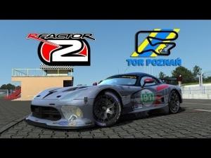rFactor 2 [HD++] ★ Venom EGT (Viper GTS R) @ Tor Poznan Circuit