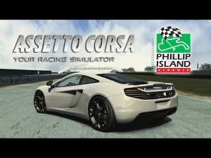 Assetto Corsa [HD++] ★ McLaren MP4 12C @ Phillip Island Circuit