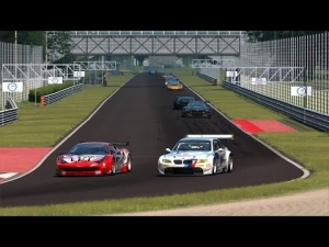 Assetto Corsa Online Races Action [part 1] - FULL HD