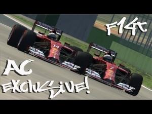 AC , Exclusive , F1 2014 Ferrari F14T , F1 ASR
