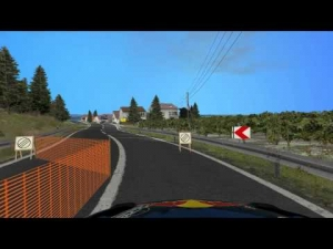 RSRBR 2013 - DS3 WRC onboard + replay - Bergheim