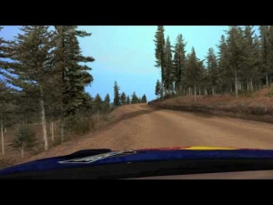 RSRBR 2012 - DS3 WRC onboard - Mineshaft