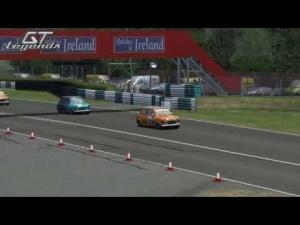 GT Legends Mini race