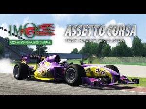 Assetto Corsa [HD+] ★ Lotus Exos Type 125 @ Imola