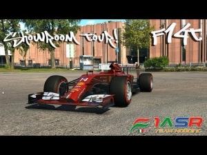 Assetto Corsa , F1 2014 , F14T , Showroom Tour , F1 ASR