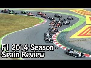 F1 2014 Season - Spain Review