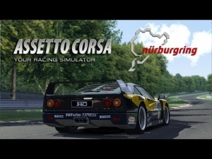 Assetto Corsa [HD+] ★ Ferrari F40 @ Nordschleife 0.9.0 by Snoopy