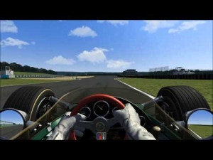 W.I.P. Donington GP for Assetto Corsa
