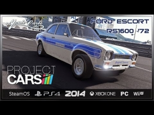 Project CARS - Ford Escort RS1600 '72 (Alpha) @ Monaco