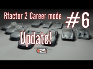 Rfactor 2 Career mode: #6 Update!