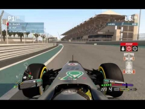 F1 2013 - Slipstreamers Sunday Semi-Pro League Race - Abu Dhabi 50%