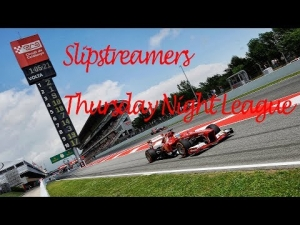 F1 2013 - Slipstreamers Thursday League Race - Spain 50%
