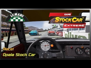 Game Stock Car Extreme - Opala Stock Car (Race) @ Le Mans Classic