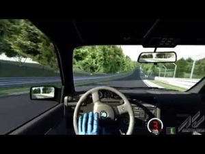 Assetto Corsa - M3 E30 Drifting on the Nordschleife