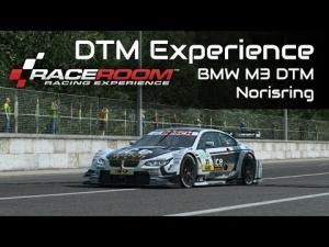 R3E - DTM Experience - BMW M3 DTM @ Norisring [HD]