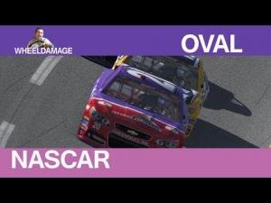 2014 Round 14 Pocono 400 #iRacing NASCAR Fixed Series