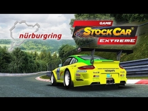 Game Stock Car Extreme [HD++] ★ Porsche 997 Cup R GT3 [Manthey Racing] @ Nordschleife Tourist