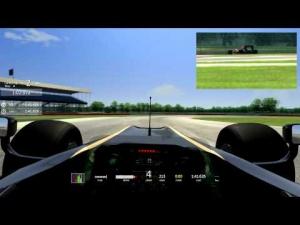 Lotus Exos 125 S1 - Silverstone Hotlap:1:37:335