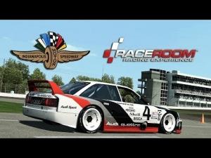 RaceRoom Racing Experience [HD++] ★ Audi 90 quattro GTO @ Indianapolis GP