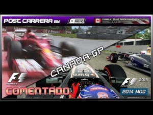 F1 - 2014 Canada GP | Post Carrera by ADRIANF1esp | Comentado