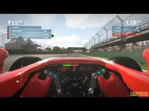 F1 2013 (PC) - Marussia Legend ♦ Season 1 ♦ Melbourne Race Highlight