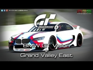 Gran Turismo 6 | GT Vision | BMW Gran Turismo Vision | Grand Valley East