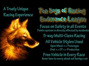 Dogs of Endurance Racing Multi-Class at Talladega 2 and 1/2 Hours Part 1