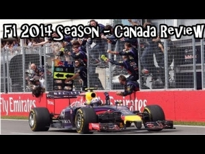 F1 2014 Season - Canada Review