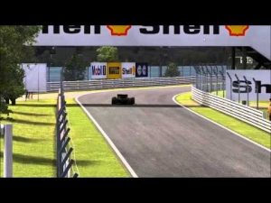 Lotus 98T Game Stock Car Extreme @ Montréal