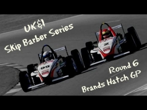 iRacing UK&I SKIP BARBER ROUND 6 FROM BRANDS HATCH CIRCUIT