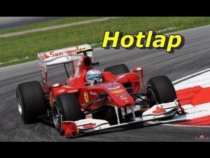 F1 2013 - Kanada - Hotlap - 1:11:220