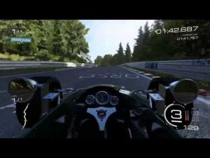 Forza 5 @ Brabham BT24 @ Nordschleife