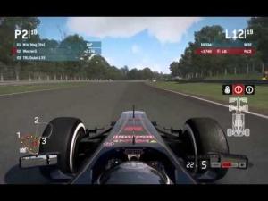 F1 2013 - Nebula League Race Brands Hatch 25%