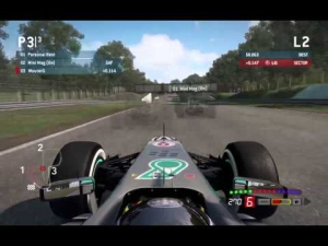 F1 2013 - Brands Hatch TT Hotlap 58.058