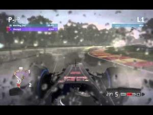 F1 2013 - Brands Hatch Wet Qualy 1:02.983
