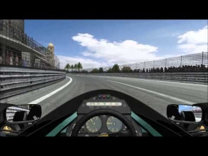 Lotus 98T 900 Bhp Game Stock Car Extreme @ Monaco