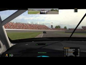 iRacing BSRTC Season 5 Round 21 from Indianapolis Motor Speedway Road Config