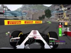 F1 2013 - Slipstreamers Thursday League Race - Monaco 50%