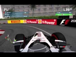 F1 2013 - Online Hotlap Monaco - 1:10.915