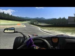 Aosta Grand Sport v1.0 in Assetto Corsa
