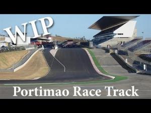 Assetto Corsa , Portimao Track WIP ,