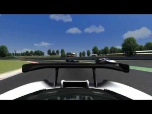 Assetto Corsa: Cool pass at Vallelunga