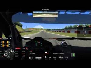 Assetto Corsa: GT3 @ Nürburgring GP Race